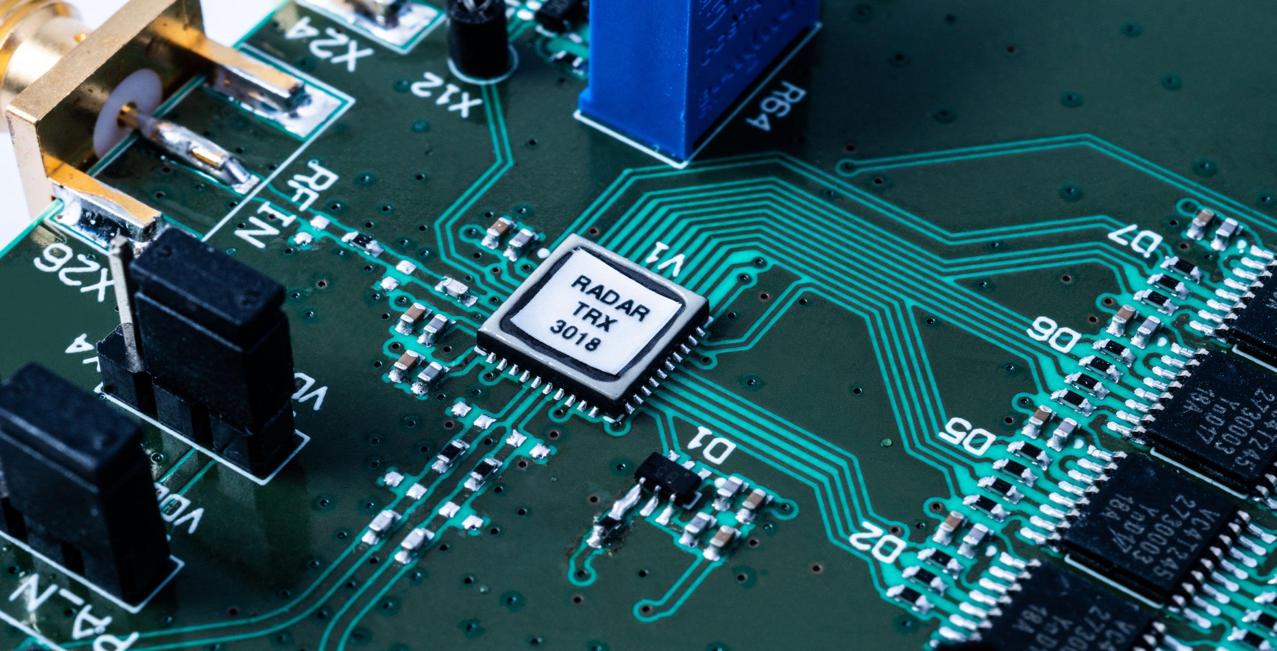 Radar chips for smart building sensors | imec