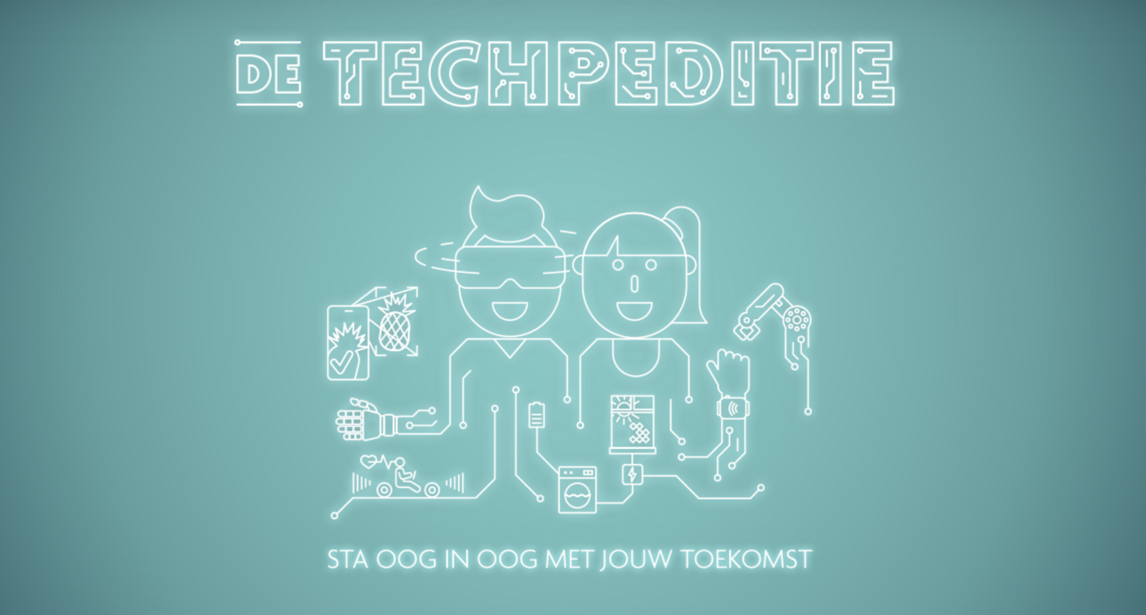 De Techpeditie