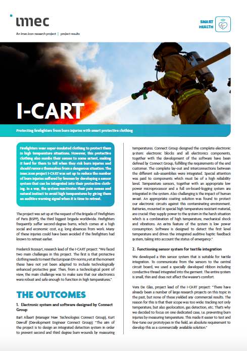I-CART leaflet