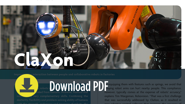 ClaXon Leaflet - Download