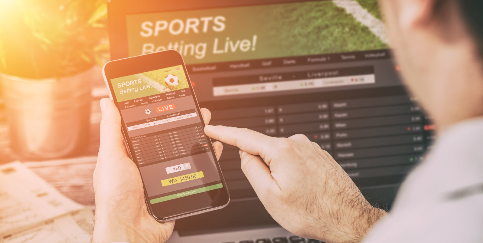 Sports betting: a leader in online play