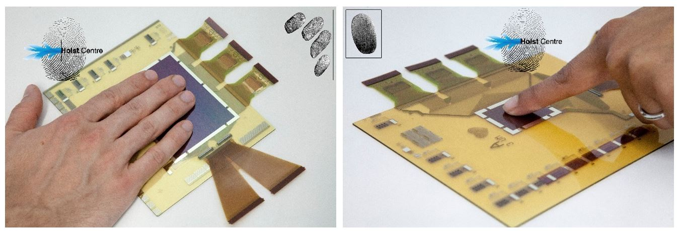 fingerprint thin film