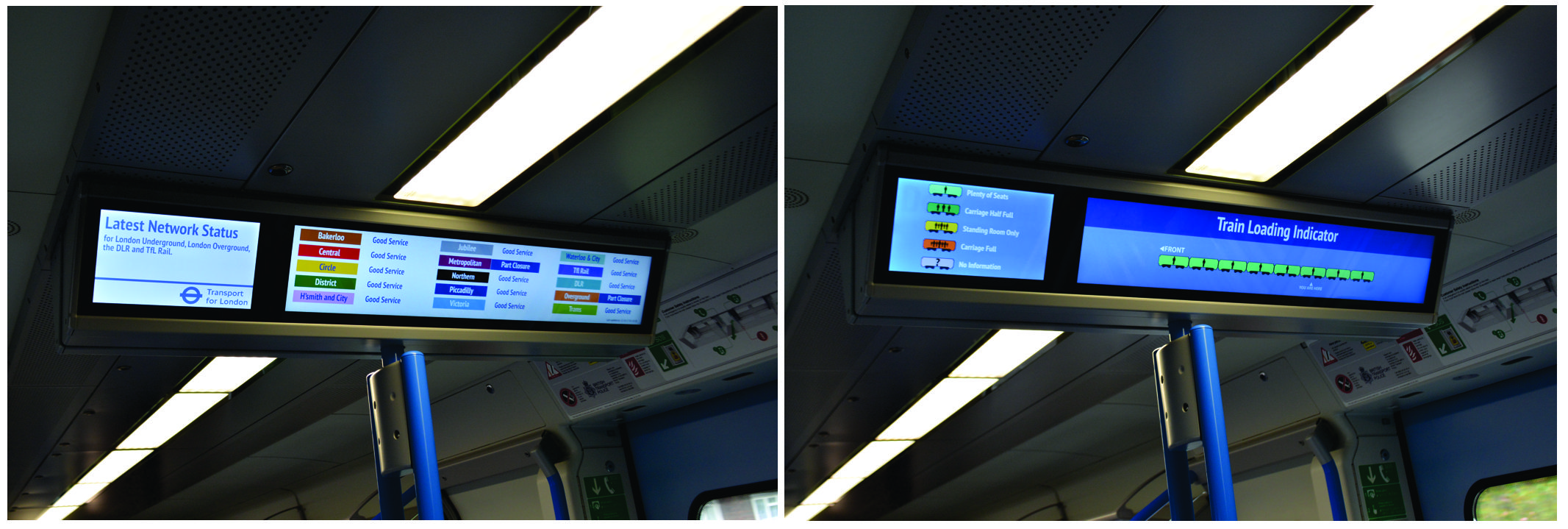 televic screens metro