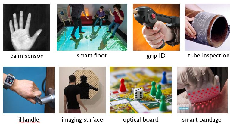 applications thin film imaging